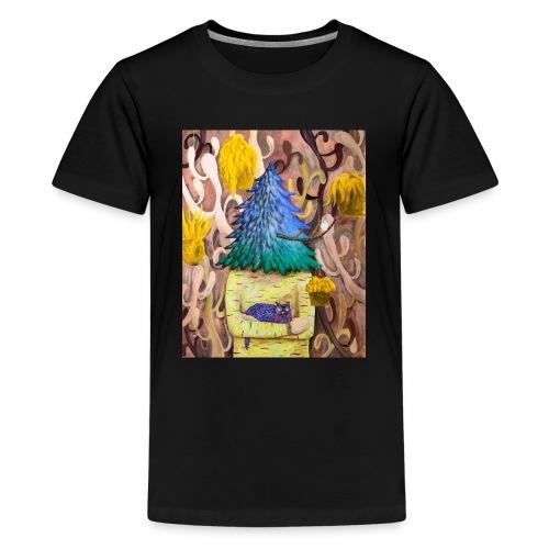 by Yuchi Hirako - Teenager premium T-shirt