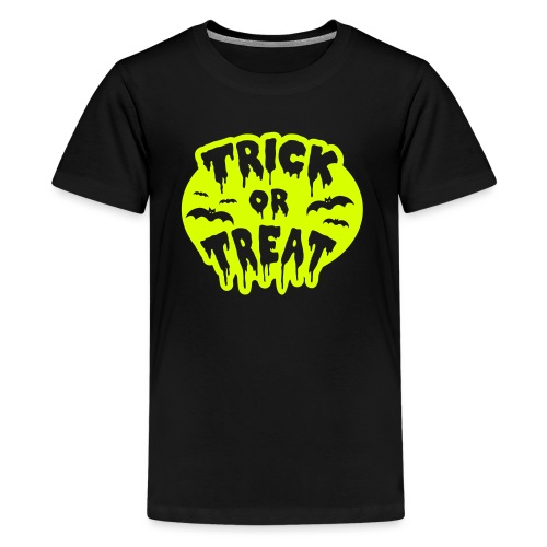 Trick or Treat - Teenage Premium T-Shirt