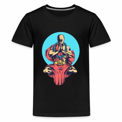 Inner Peace Inner Peace Gift Idea - Teenage Premium T-Shirt