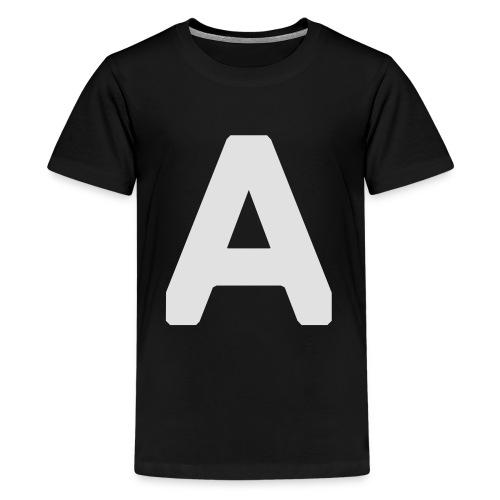 Alvin - Premium T-skjorte for tenåringer