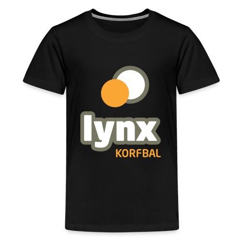 lynx logoPMS - Teenager Premium T-shirt