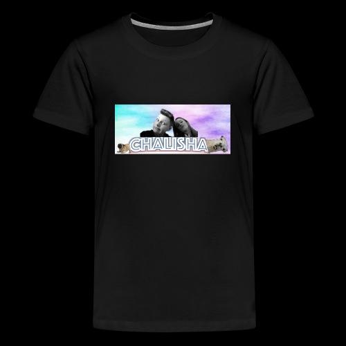 Chalisha 2 - Teenage Premium T-Shirt