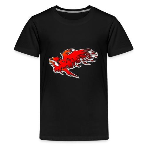 feueradler - Teenager Premium T-Shirt