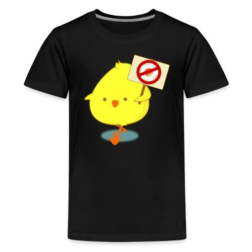 LilChicken - Camiseta premium adolescente