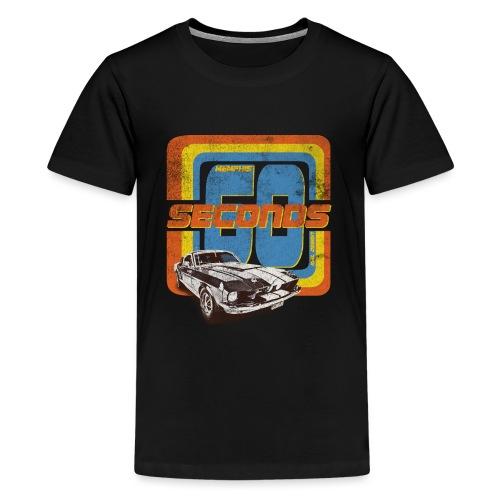 60 Seconds - Teenager Premium T-Shirt