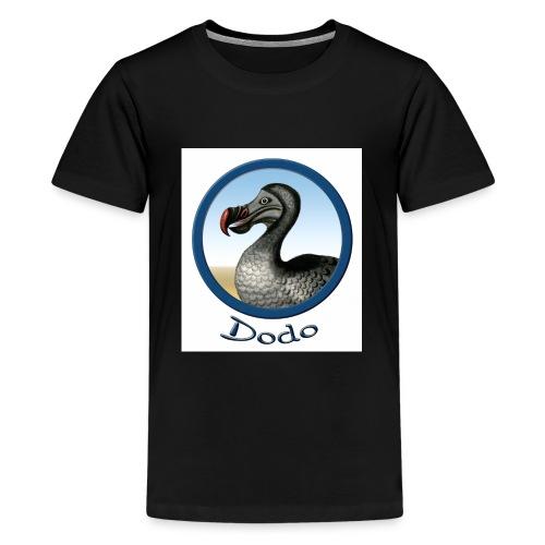 Dodo - Kid's Bio T-Shirt - Teenager Premium T-Shirt