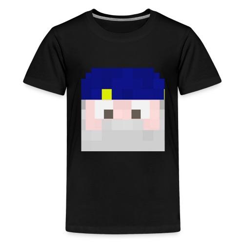 Wizard Icon - Teenage Premium T-Shirt