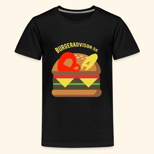 BA logolink200dpi - Teenage Premium T-Shirt