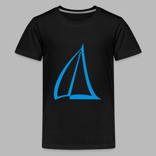 Segel Einfarbig Pictogram - Teenager Premium T-Shirt
