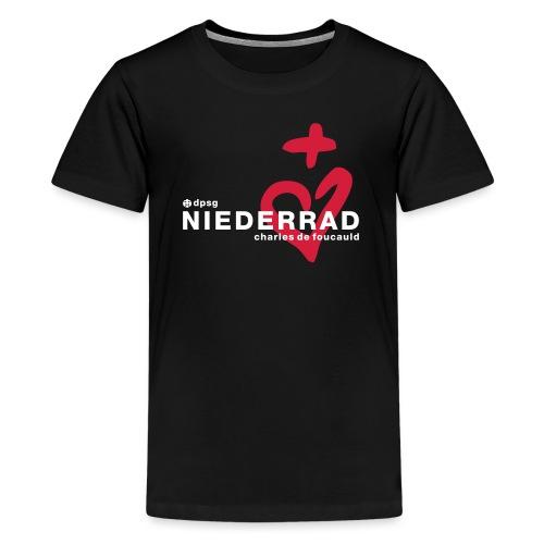 Logo_cdf - Teenager Premium T-Shirt