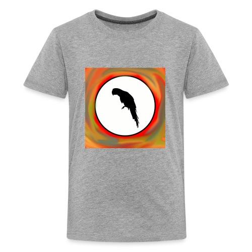 Papagei - Teenager Premium T-Shirt