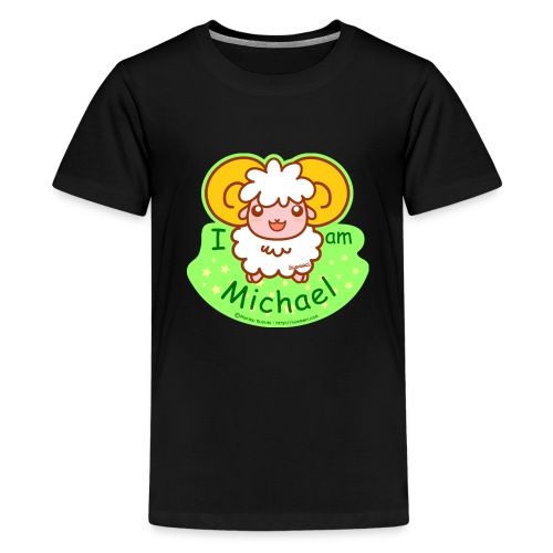 I am Michael - Teenage Premium T-Shirt