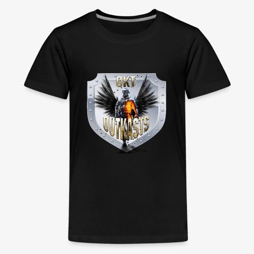 outkastsbulletavatarnew png - Teenage Premium T-Shirt