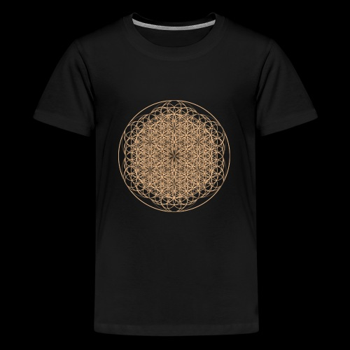 lebensblume-fc9 - Teenager Premium T-Shirt