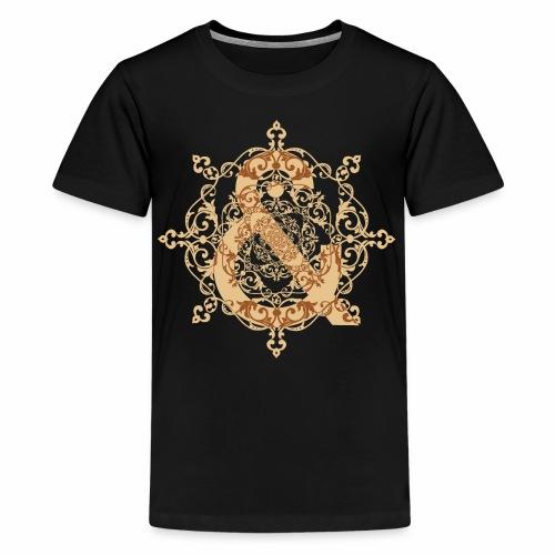 Escudo natural & ... - Camiseta premium adolescente