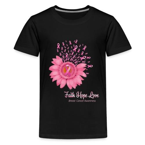 hope love - T-shirt Premium Ado