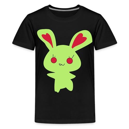 Zombie lapin rabbit - T-shirt Premium Ado