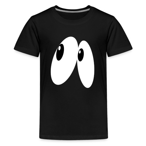 Eyes - Teenager Premium T-shirt