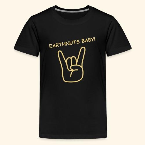 EOG Pommesgabel - Teenager Premium T-Shirt