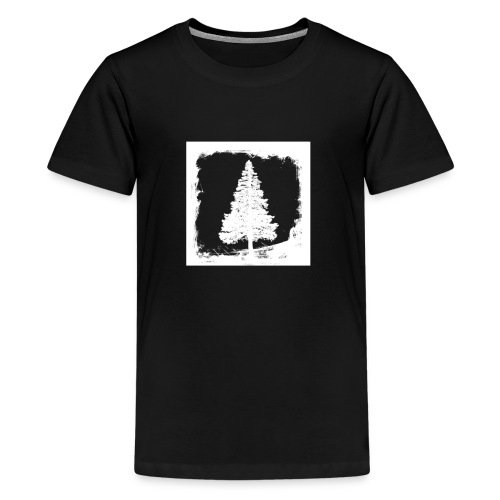 Cute & Artistic Graphic Gift - Teenage Premium T-Shirt
