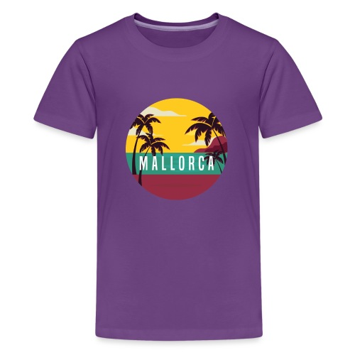 Mallorca - Teenager Premium T-Shirt