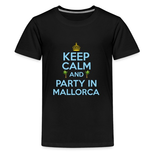 Mallorca Party - Teenager Premium T-Shirt