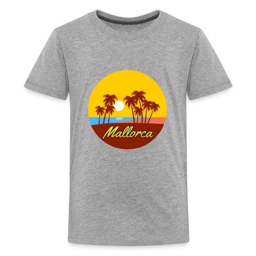 Mallorca - Als Geschenk oder Geschenkidee - Teenager Premium T-Shirt