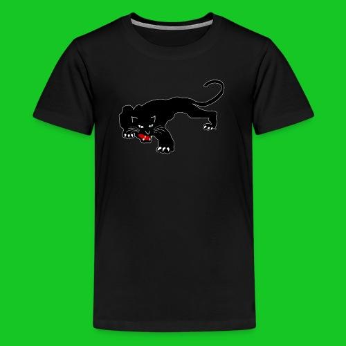 Zwarte panter 2 - Teenager Premium T-shirt
