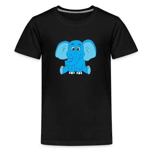 Baby Elefant - Teenager Premium T-Shirt