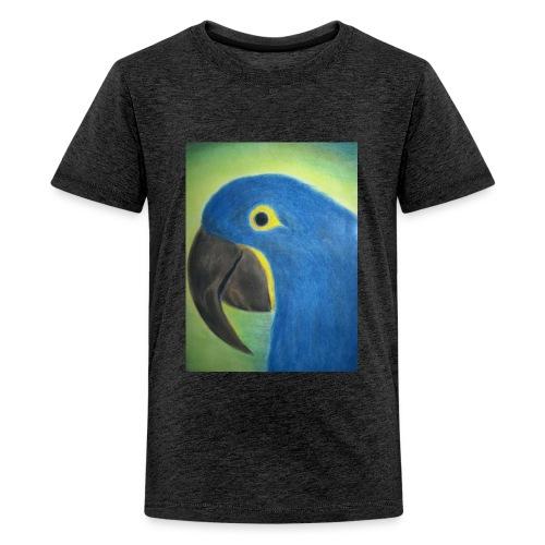 Hyasinttiara - Teinien premium t-paita