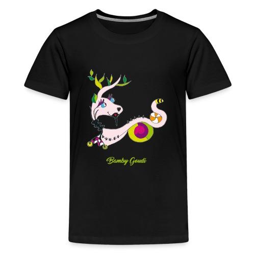 Bamby Goudi - T-shirt Premium Ado