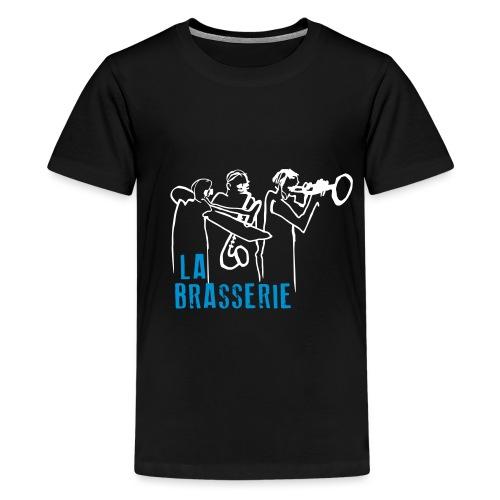 bläserreihe la brasserie0 - Teenager Premium T-Shirt