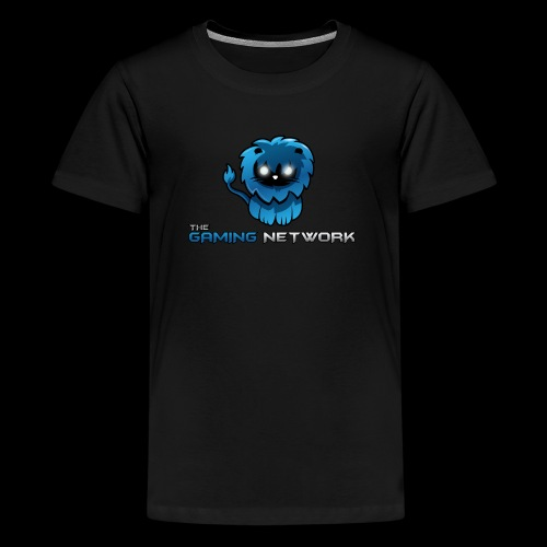 The Gaming Network - Teenager Premium T-Shirt