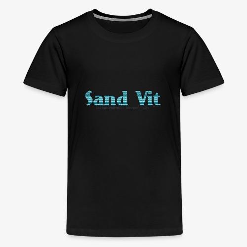 Sand Vit San Vito Chietino - Maglietta Premium per ragazzi