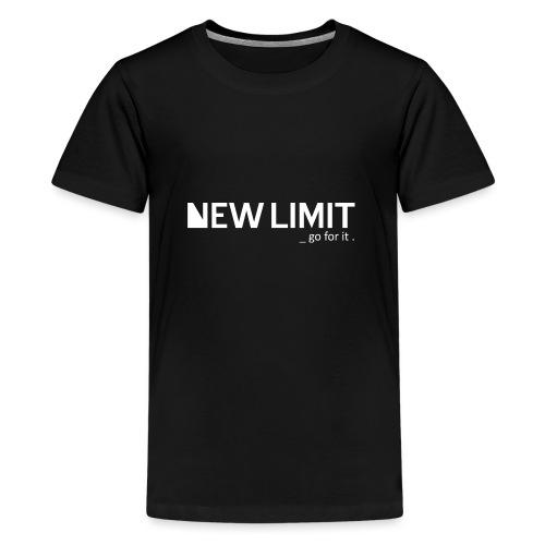 NL Hoodie - Teenager Premium T-Shirt