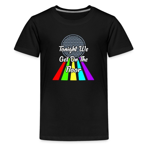 Dance Party - Teenager Premium T-Shirt