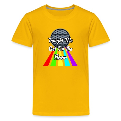 Dance Party - Teenager Premium T-Shirt