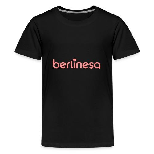 Taza berlinesa - Camiseta premium adolescente