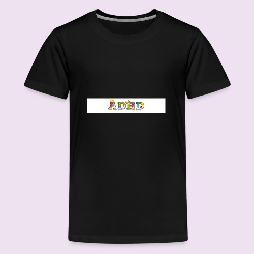 Resurs 2 2x 50 - Premium-T-shirt tonåring