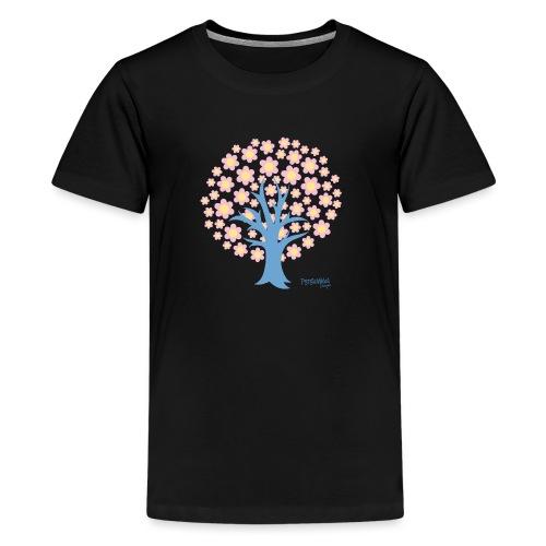 Spring - Teinien premium t-paita