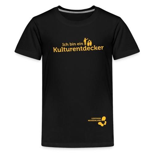k8 - Teenager Premium T-Shirt