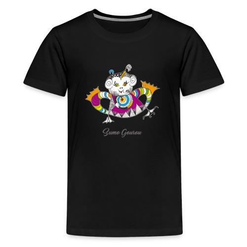 Sumo Gourou - T-shirt Premium Ado
