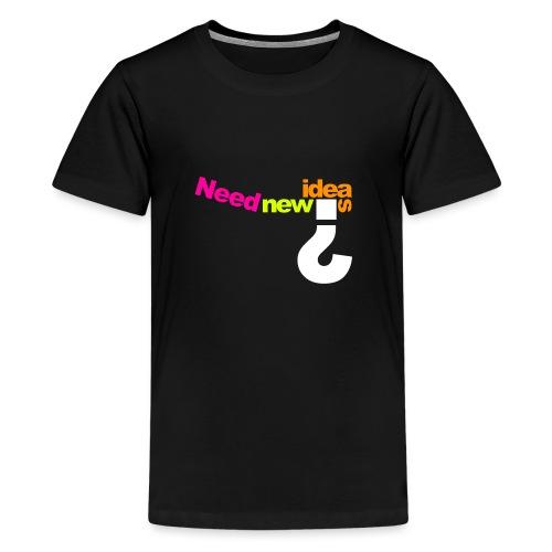 Neu Ideen - Teenager Premium T-Shirt
