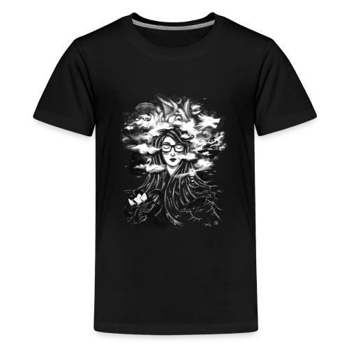 Dreamer - Teenage Premium T-Shirt