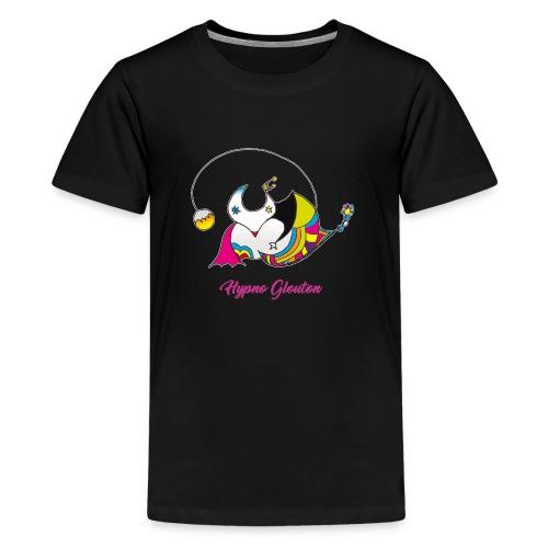 Hypno Glouton - T-shirt Premium Ado