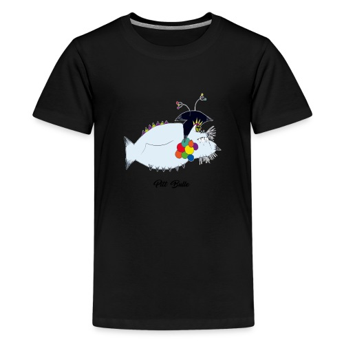 Pitt Bulle - T-shirt Premium Ado