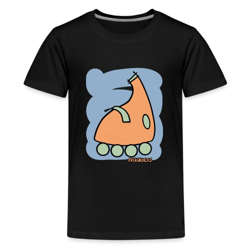 Patin Warhol 4 - Camiseta premium adolescente