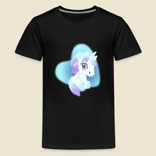 Licorne n°1 - T-shirt Premium Ado