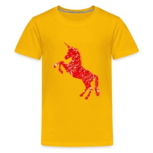 unicorn - Teenager Premium T-Shirt