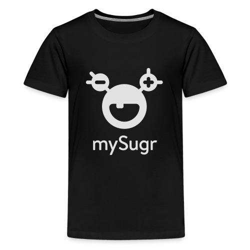 mySugr Tasche - Teenager Premium T-Shirt